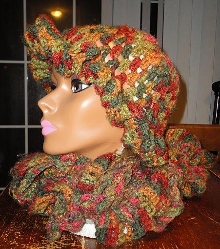 Crochet Head Wear