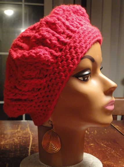 Crochet Head Wear