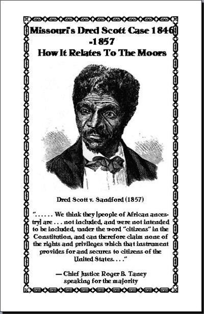 united states supreme court versus dred scott case